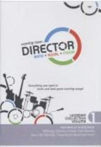 Worship Team Director Volume 1 Piano/Keyboards