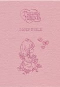ICB Precious Moments Holy Bible Pink