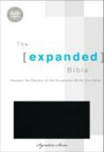 Expanded Bible, the Black