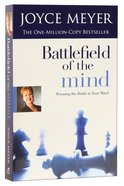 Battlefield of the Mind (Joyce Meyer Spiritual Growth Series) Mass Market