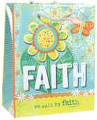 Gift Bag Medium: Faith, Matching Tissue Paper Stationery