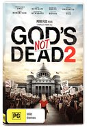 God's Not Dead 2 Movie DVD