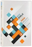 NIV Devotional Bible For Men (Black Letter Edition) Hardback