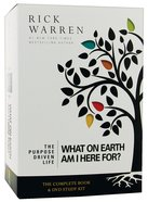 What on Earth Am I Here For? (Curriculum Kit) (The Purpose Driven Life Series)