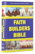 NIRV Faith Builders Holy Bible