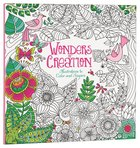 Wonders of Creation (Adult Coloring Books Series)