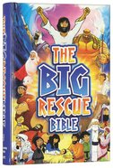 CEV the Big Rescue Bible (Cover & Illustrations 2014) Hardback
