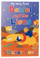 My Very First Daniel and the Lions Sticker Book (My Very First Sticker Book Series) Paperback