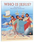 Who is Jesus? Hardback