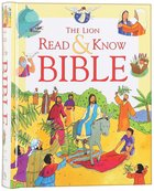 The Lion Read and Know Bible Hardback