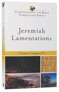 Jeremiah, Lamentations (Understanding The Bible Commentary Series) Paperback