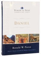Daniel (Teach The Text Commentary Series) Hardback