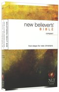 NLT New Believer's Compact Bible