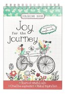 Joy For the Journey (Adult Coloring Books Series) Spiral