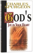 God's Joy in Your Heart Mass Market