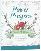 Power Prayers (Adult Coloring Books Series)