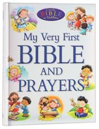 Candle Bible For Toddlers: My Very First Bible and Prayers Hardback
