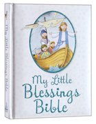 My Little Blessings Bible Hardback
