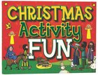 Christmas Activity Fun Paperback