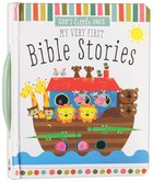 My Very First Bible Stories (With Handle) Padded Board Book
