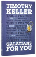 Galatians For You (God's Word For You Series)