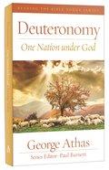 Rtbt: Deuteronomy Paperback