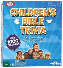 Board Game: Childrens Bible Trivia