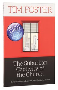 The Suburban Captivity of the Church