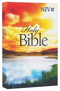NIV Outreach Bible Scenic Cover