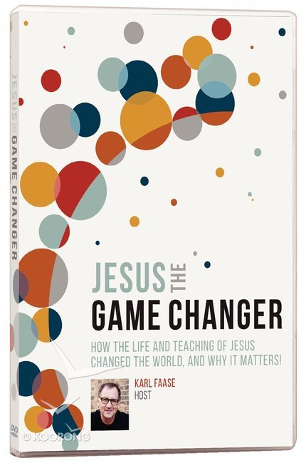 Buy jesus the game changer 2 dvds by karl faaseeric metaxas metaxaschristine cainejohn ortbergrodney starkrico ticemary jo sharpmiroslav volf online jesus the game changer 2 dvds dvd id 9780994543400 fandeluxe Choice Image