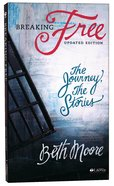 Breaking Free (6 Dvds): The Journey, the Stories (DVD Only Set) (Beth Moore Bible Study Series) DVD