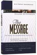 Message Personal Size (Black Letter Edition) Hardback