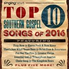 Singing News Top 10 Songs 2016 CD