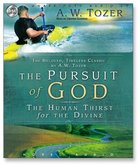The Pursuit of God (Unabridged 3cds) CD