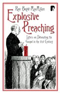 Explosive Preaching Paperback