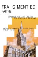 Fragmented Faith? Paperback