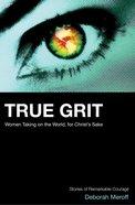 True Grit Paperback