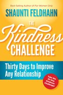 The Kindness Challenge Hardback
