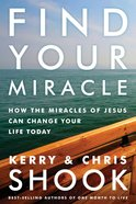 Find Your Miracle Hardback