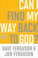 Can I Find My Way Back to God? (10 Book Pack) Paperback