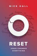 Reset Hardback