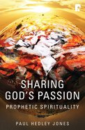 Sharing God's Passion Paperback
