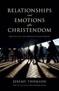 Relationships and Emotions After Christendom eBook