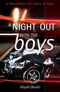 A Night Out With the Boys Paperback