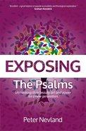 Exposing the Psalms Paperback
