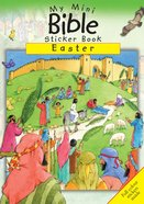 My Mini Bible Sticker Book: Easter