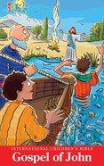ICB International Children's Bible Gospel of John (Pack Of 10)