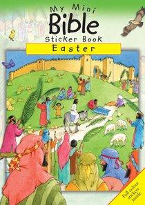 My Mini Bible Sticker Book: Easter