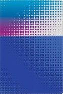 Ntv Biblia De Estudio Arco Iris, Salpicr En Azul Smil Piel Con Ndice Imitation Leather