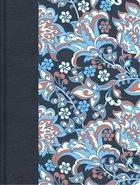 Rvr 1960 Biblia De Apuntes Edicin Ilustrada Tela En Rosado Y Azul Hardback